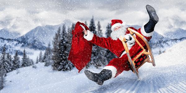 Santa rally ahead?