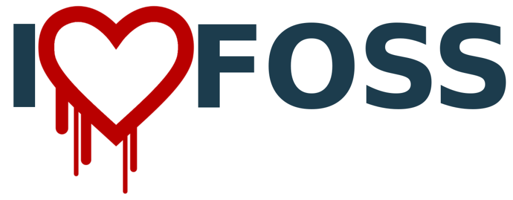 Heartbleed was a security vulnerability in the FOSS OpenSSL software