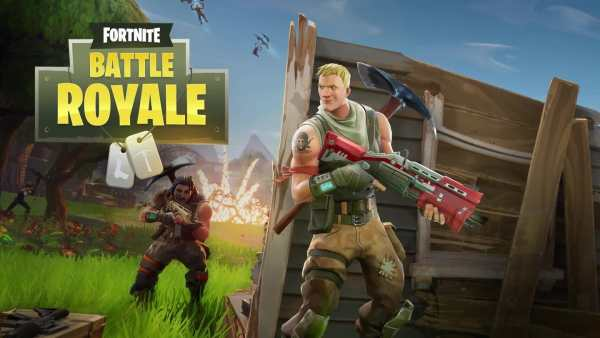 Fortnite Battle Royale - Bientôt sur Mobile (à venir à iOS et Android)