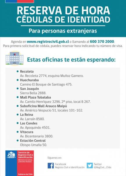 Registro civil_Mi diario en chile