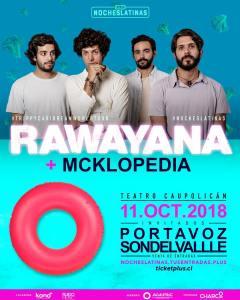 Rawayana+MCKLOPEDIA