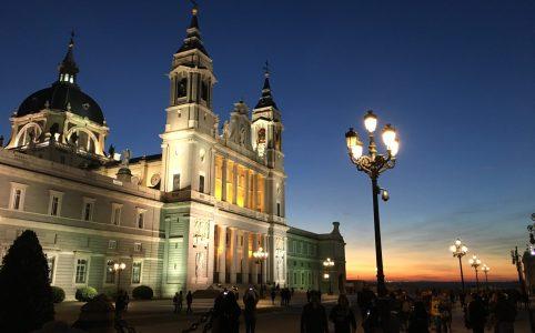 王宮 マドリッド スペイン
