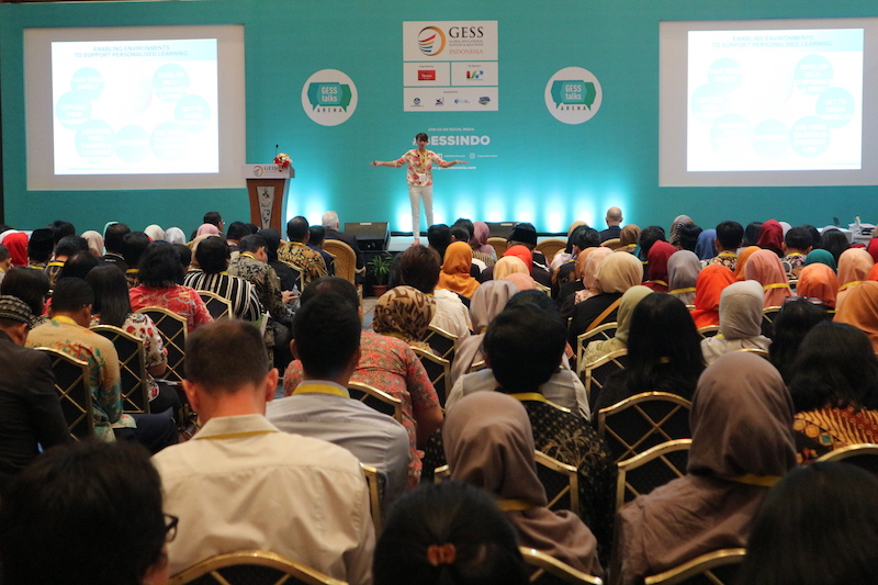Powerful Presentation by NBL at GESS Indonesia – Personalised Learning in Early Childhood Education