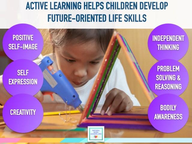 teacher training, active learning