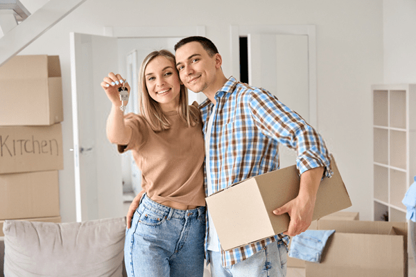 What is the First Homes scheme and how does it work?