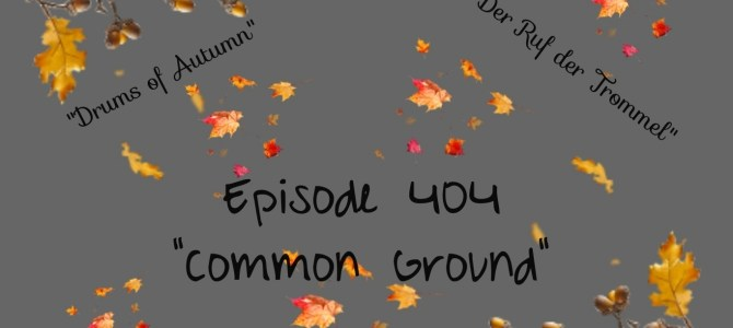 Review 404: Common Ground (Geteiltes Land)