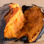 Burning Grill potatoes