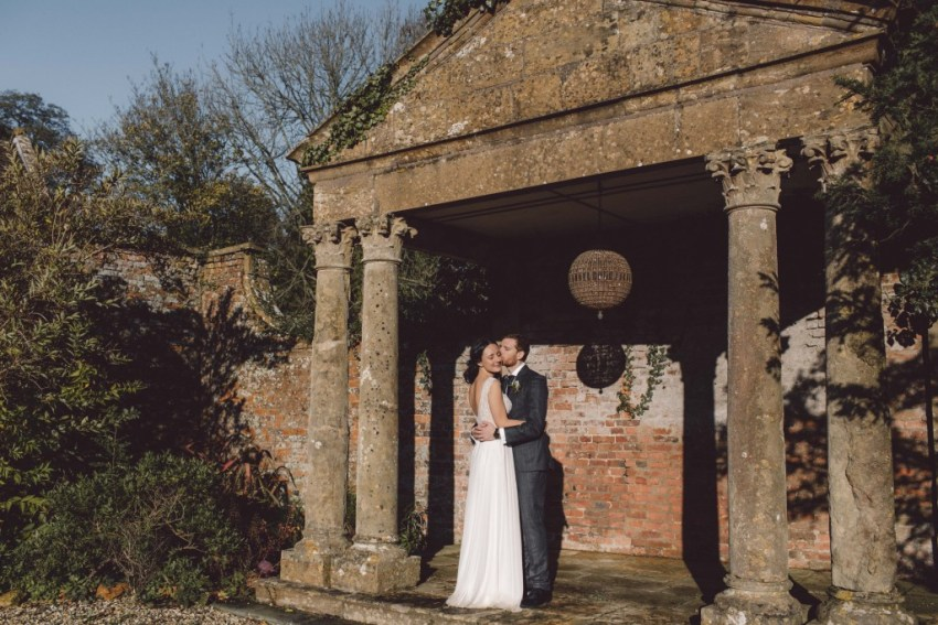 Rebecca Goddard Alternative wedding photography Somerset Brympton House-5