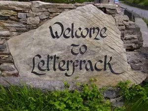 Welcome to Letterfrack