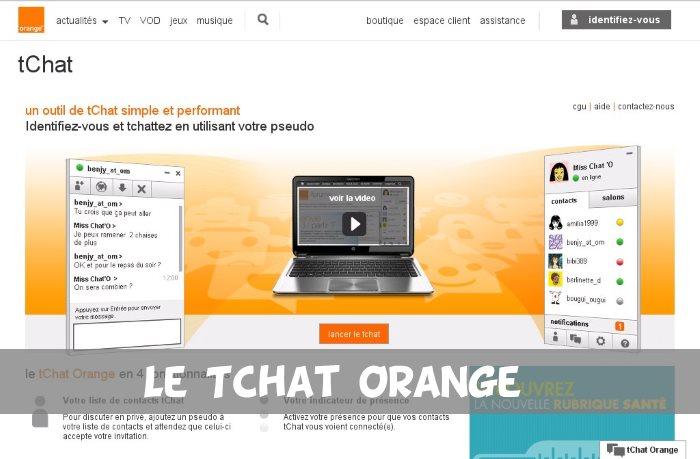 site de rencontre chat orange