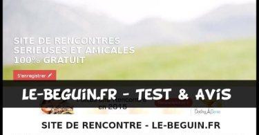 Site- ul de intalnire Le Beguin Recenzii