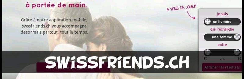 Swissfriends - test & avis