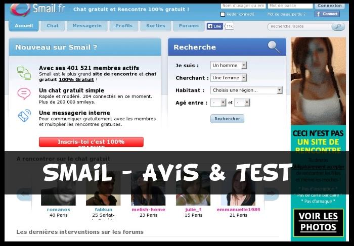 Smail - Avis & Test