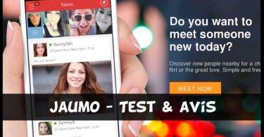 Jaumo - Test & Avis