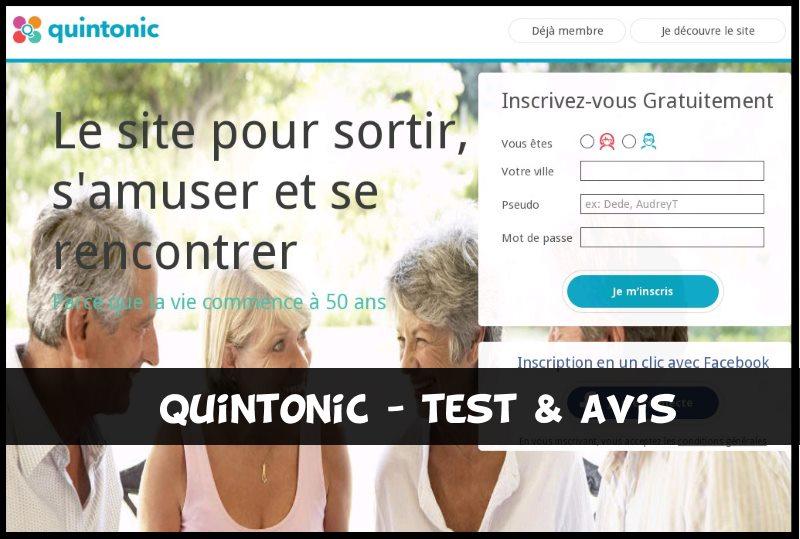 Quintonic - Test & Avis