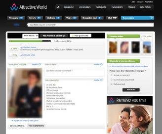 Attractive-World - Profil