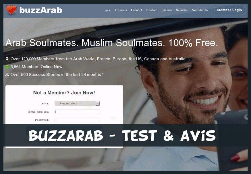rencontre site buzz arab)
