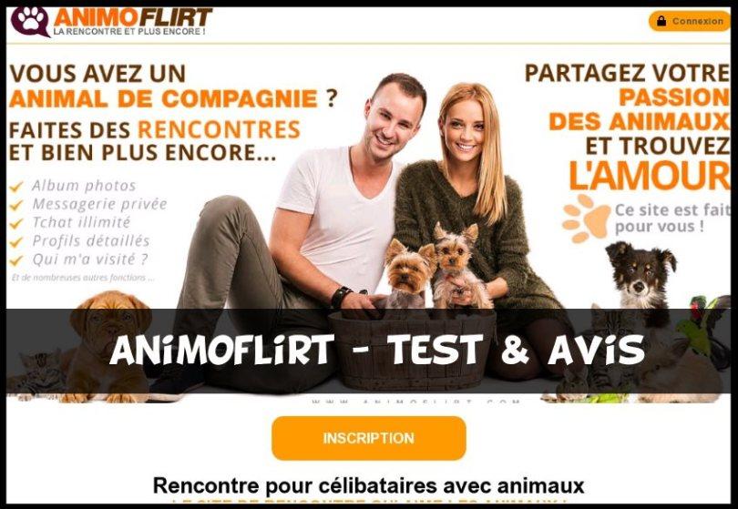 Animoflirt : 1er site de rencontres pour propriétaires d'animaux de compagnie
