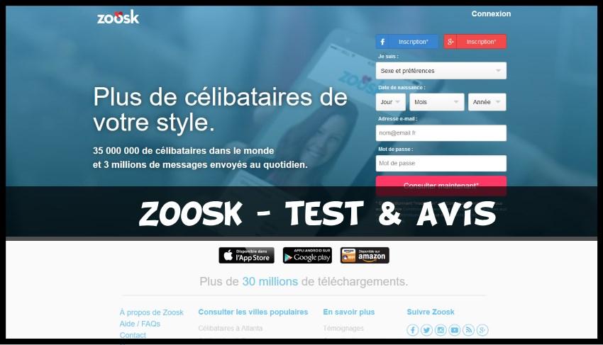 Zoosk Test