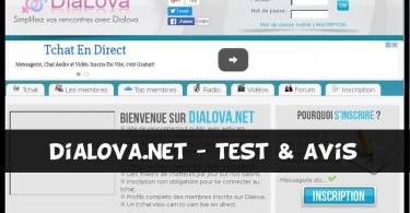 Dialova - Test & Avis