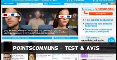 PointsCommuns - Test & Avis