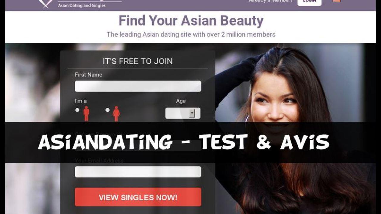 site de rencontre asiatique avis)
