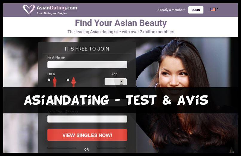 AsianDating - Test & Avis