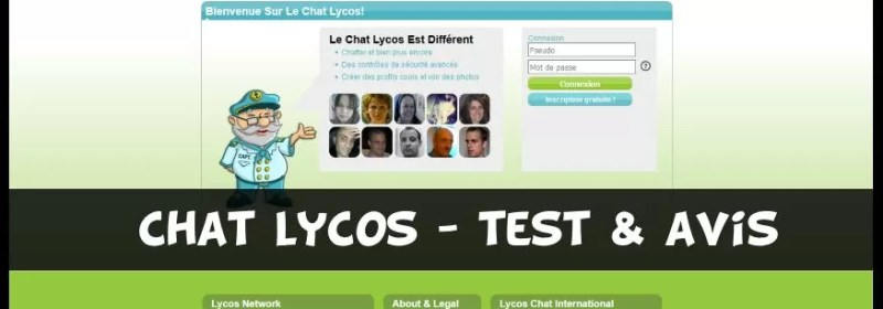 Lycos Chat - Test & Avis