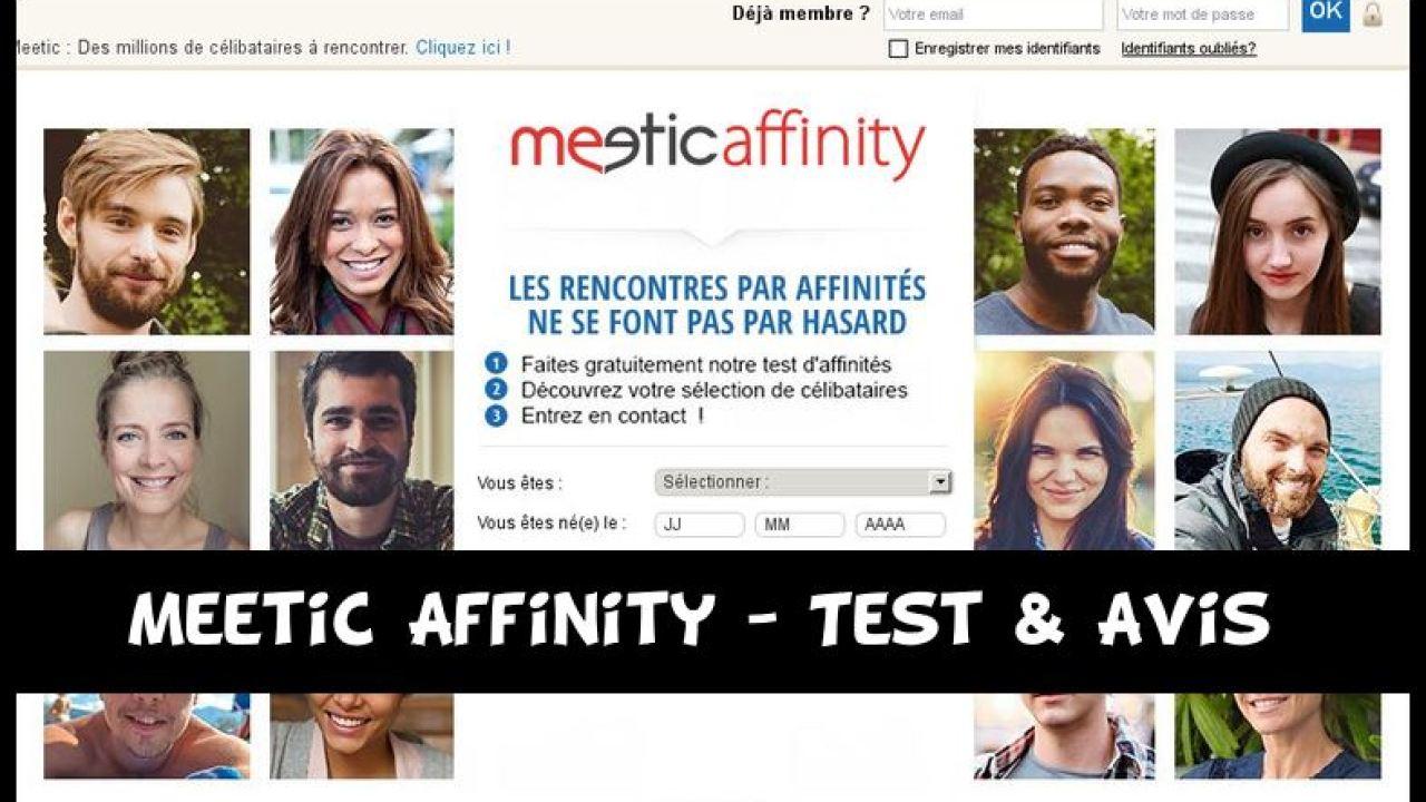 avis site de rencontre meetic affinity