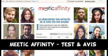 Meetic Affinity - Test & Avis