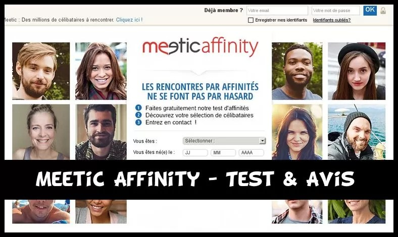 Meetic Affinity - Test & Avis