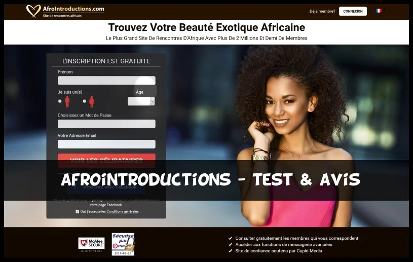 afrointroductions.com site de rencontre gratuit