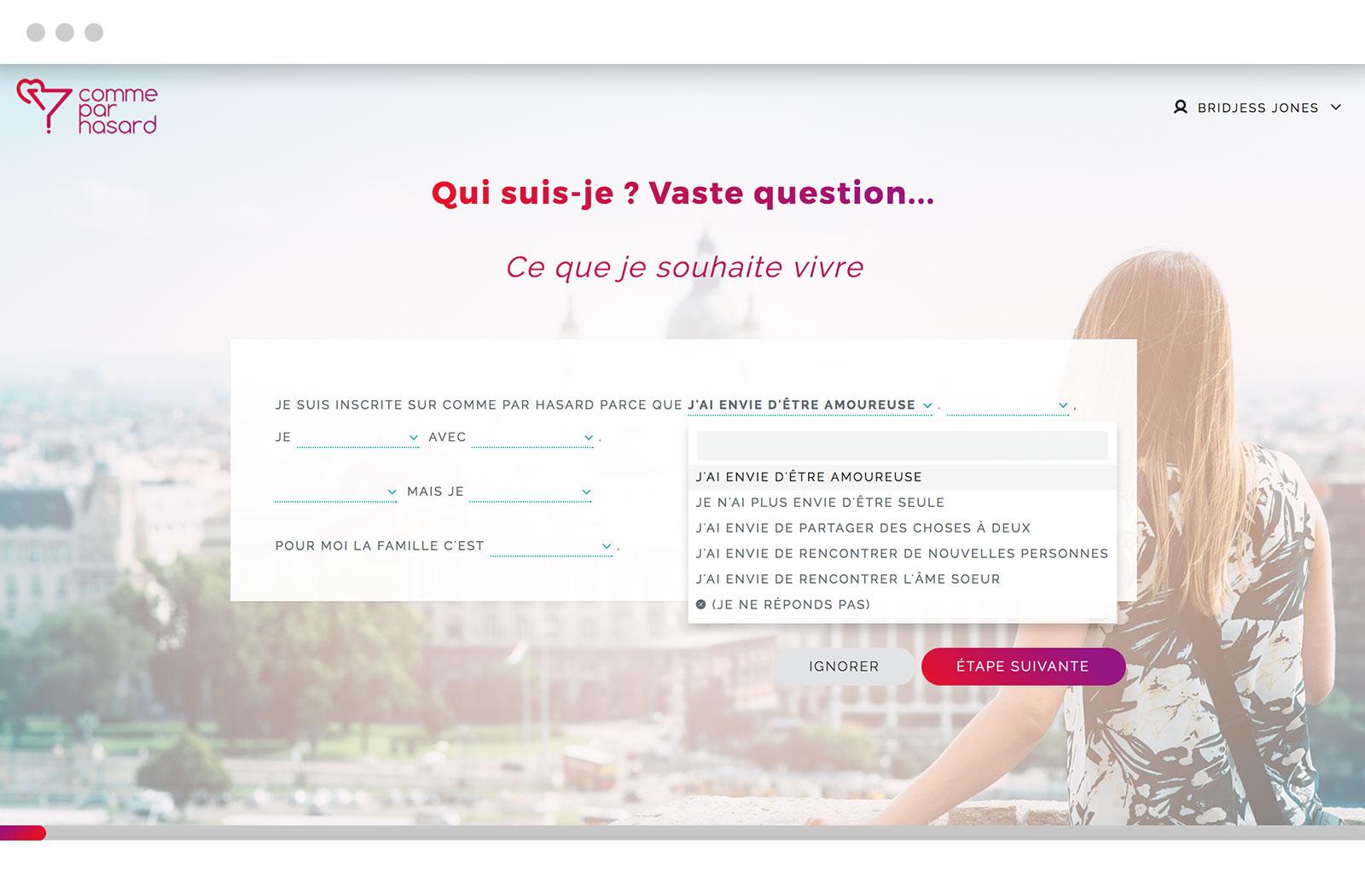 Comme-Par-Hasard.com mise tout sur le face à face