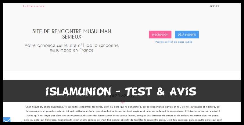 IslamUnion - Test & Avis
