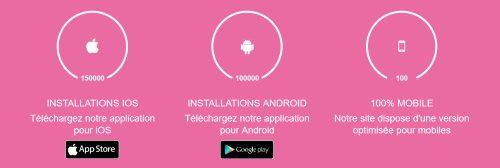 EasyFlirt - Mobile Application