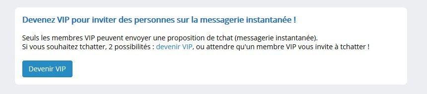 Abonnement VIP - Meetcrunch