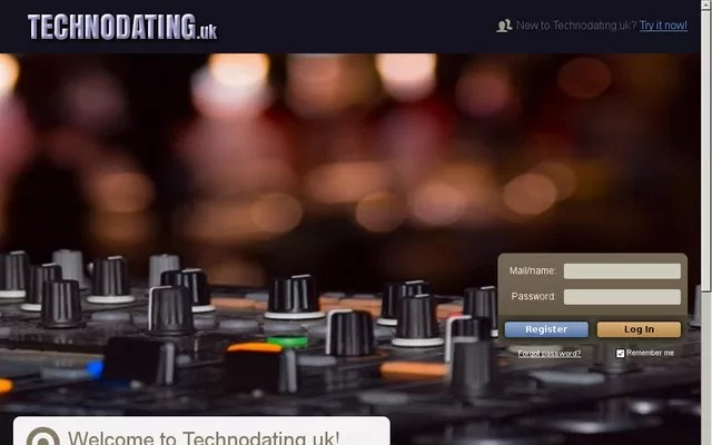 site de rencontre techno