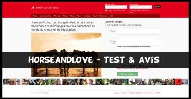 horseandlove - test & avis