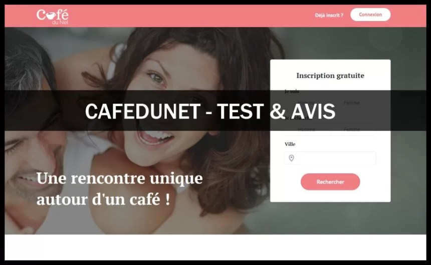 CafeDuNet - Test, Avis, Infos, Tarif
