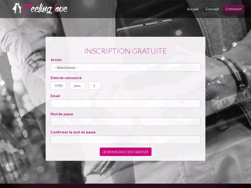 Feelinglove - Test & Avis