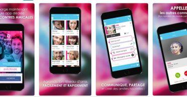 Amitié.fr App - Test & Avis