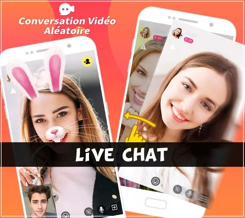 LiveChat App - Test & Avis