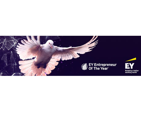 Finalist EY Entrepreneur Of The Year 2019