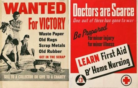 1940s War Posters