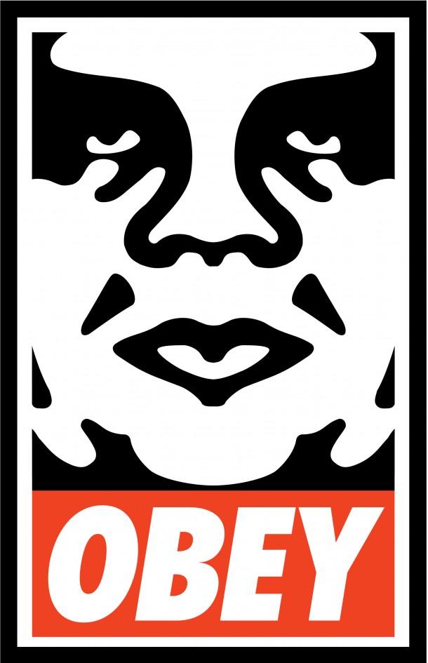 street art Shepard Fairey Obey 19 Logo Obey Giant