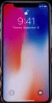 Picture of iphone ten
