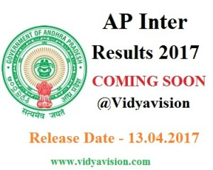 AP Inter Results 2017