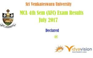 SVU MCA Results 2017