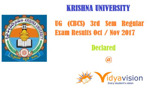 KRU UG Results