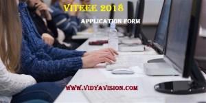 VITEEE 2018